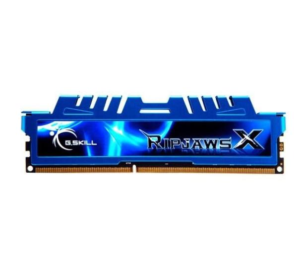 G.SKILL 8GB (2x4GB) 2400MHz CL11 RipjawsX - 215781 - zdjęcie 2
