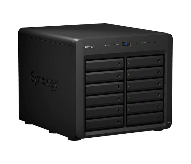 Synology DX1215 Moduł rozszerzający (12xHDD, Infiniband) - 247899 - zdjęcie 2