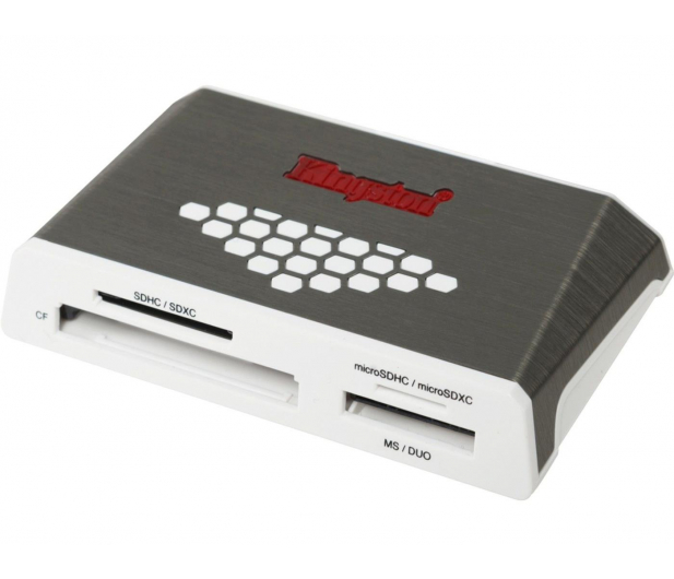 Kingston Media Reader 15w1 USB 3.0  - 237393 - zdjęcie