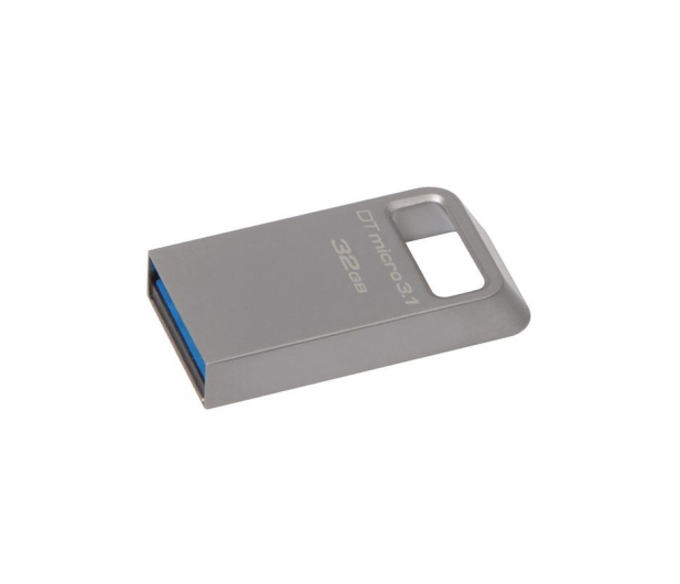 Kingston 32GB DataTraveler Micro 3.1 (USB 3.1) 100MB/s - 247147 - zdjęcie 2