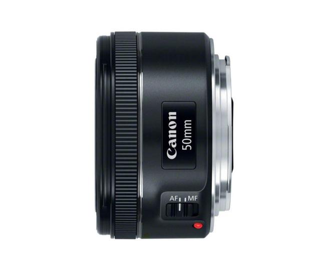 Canon EF 50mm f/1.8 STM - 248463 - zdjęcie 3