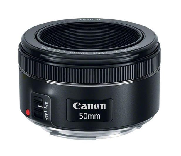 Canon EF 50mm f/1.8 STM - 248463 - zdjęcie 2