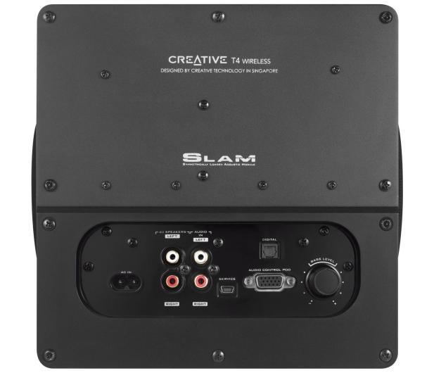 Creative 2.1 Wireless T4 - 164293 - zdjęcie 5