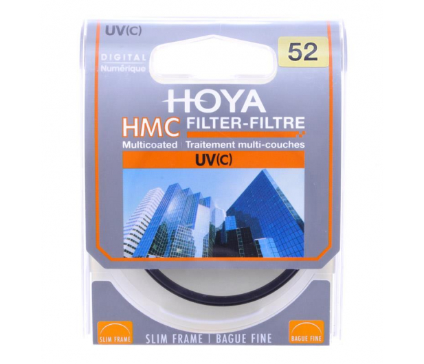 Hoya UV (C) HMC (PHL) 52 mm - 169496 - zdjęcie