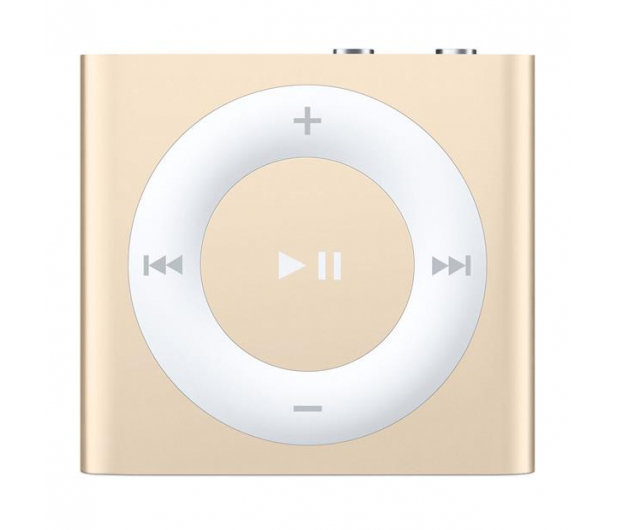 Apple iPod shuffle 2GB - Gold - 249347 - zdjęcie