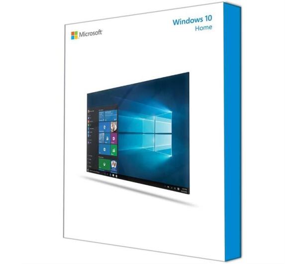 Microsoft Windows 10 Home PL 32/64bit BOX USB - 254997 - zdjęcie