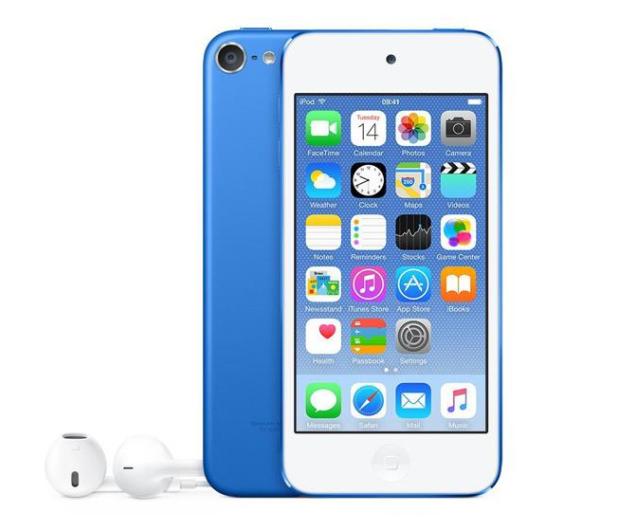Apple iPod touch 16GB - Blue - 249358 - zdjęcie