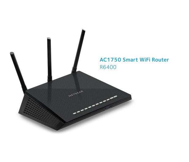 Netgear R6400 (1750Mb/s a/b/g/n/ac, 2xUSB) - 255388 - zdjęcie 4