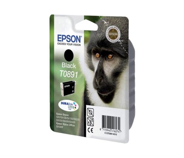 Epson T0891 czarny 5,8ml - 73772 - zdjęcie