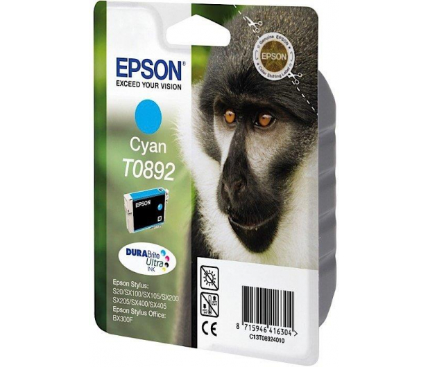 Epson T0892 cyan 3,5ml - 44553 - zdjęcie