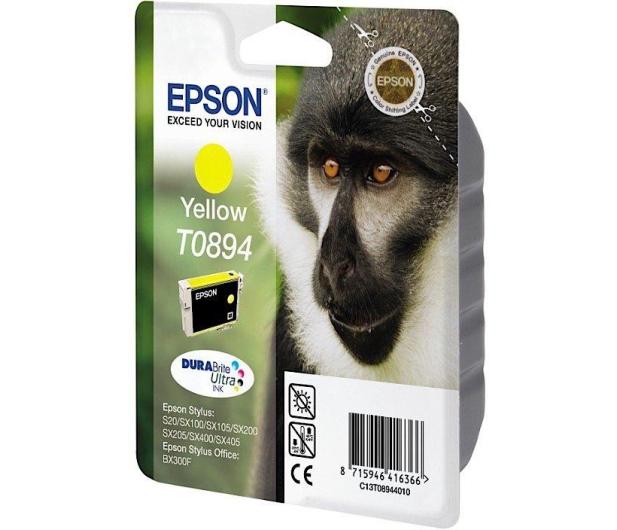 Epson T0894 yellow 3,5ml - 44555 - zdjęcie