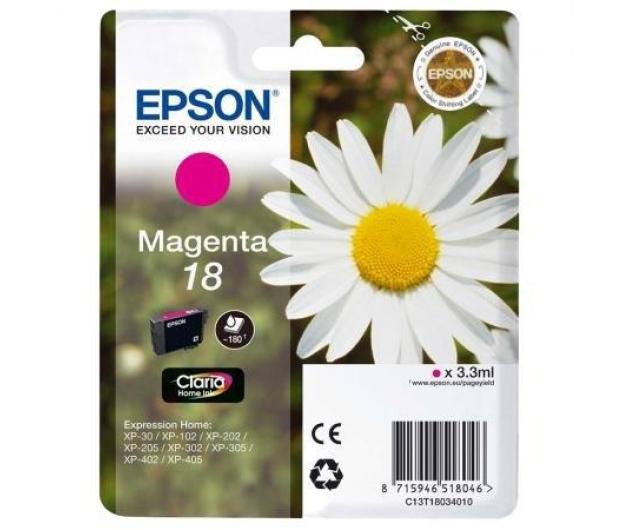 Epson T1803 magenta 3,3ml - 150477 - zdjęcie