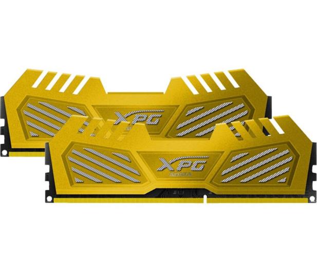 ADATA 8GB 1600MHz XPG V2 Gold CL9 (2x4GB) - 251166 - zdjęcie 2