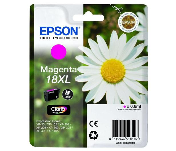 Epson T18XL magenta 6,6ml - 150472 - zdjęcie