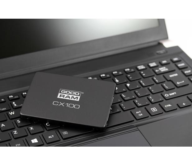 GOODRAM 120GB 2,5'' SATA SSD CX100 - 255201 - zdjęcie 3