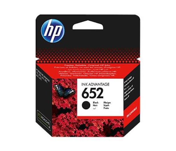 HP 652 F6V25AE black 360str. - 256223 - zdjęcie