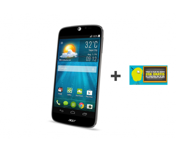 Acer Liquid Jade S LTE  MT6752 OctaCore/2GB/16 DualSim - 246166 - zdjęcie 2