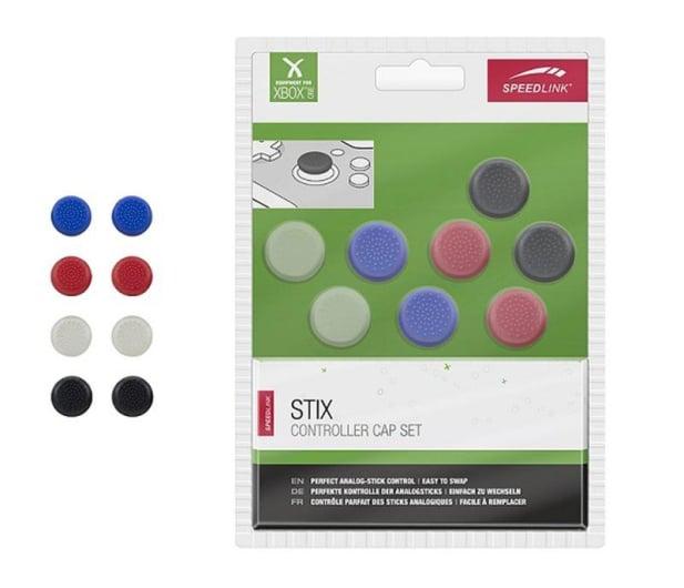 SpeedLink Nakładki na gałki analogowe XBOX One - 256349 - zdjęcie