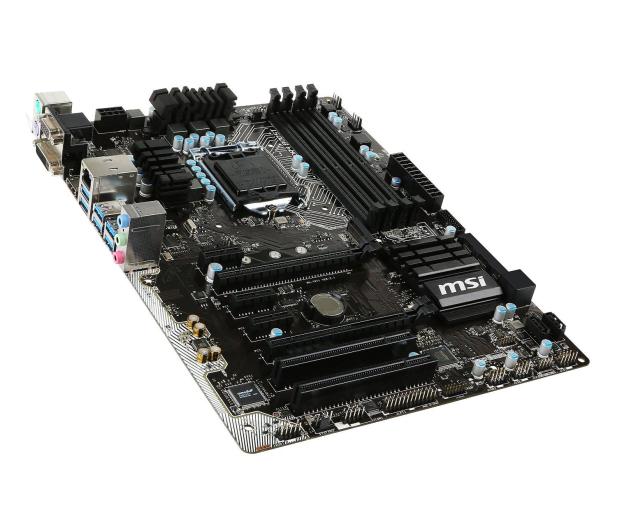 MSI Z170A PC MATE (2xPCI-E DDR4) - 252361 - zdjęcie 2