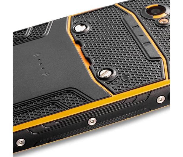 myPhone Hammer AXE LTE pomarańczowy - 253217 - zdjęcie 4