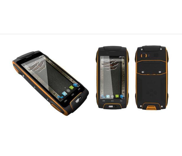 myPhone Hammer AXE LTE pomarańczowy - 253217 - zdjęcie 3