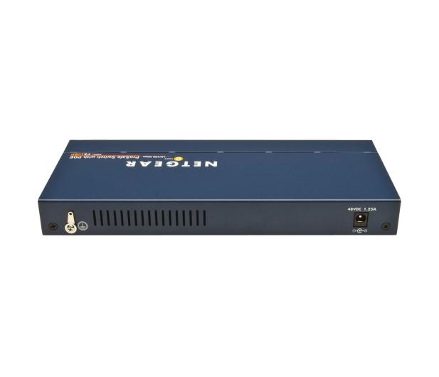 Netgear 8p FS108PEU (8x10/100Mbit, 4xPoE) - 31237 - zdjęcie 3