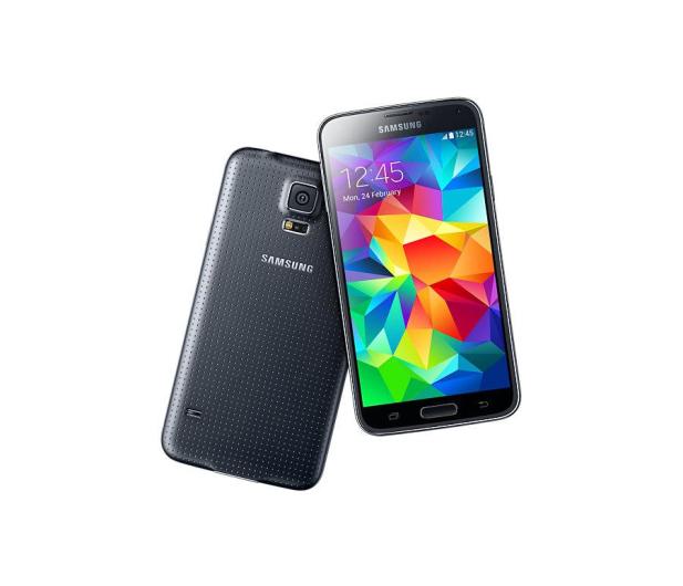 Samsung Galaxy S5 G900F LTE czarny - 177168 - zdjęcie