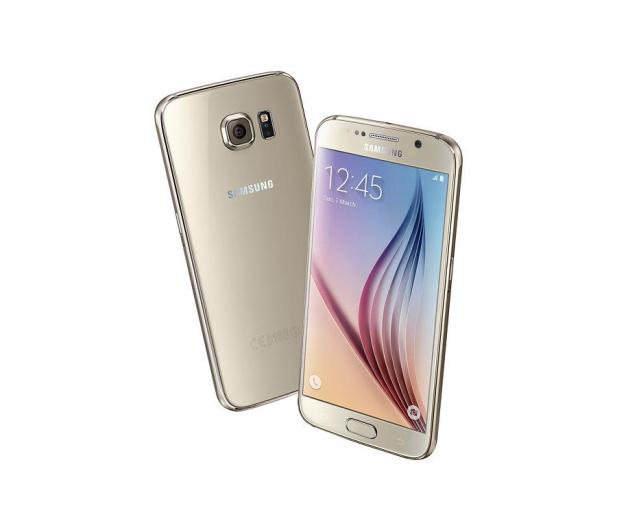 Samsung Galaxy S6 G920F 32GB Platynowe złoto - 230543 - zdjęcie 2