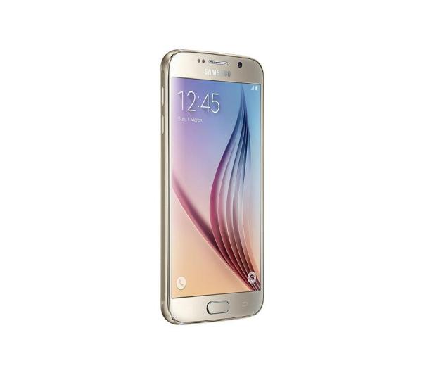 Samsung Galaxy S6 G920F 32GB Platynowe złoto - 230543 - zdjęcie 4