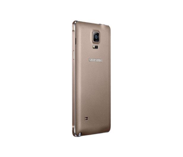 Samsung Galaxy Note 4 N910C złoty - 209610 - zdjęcie 5