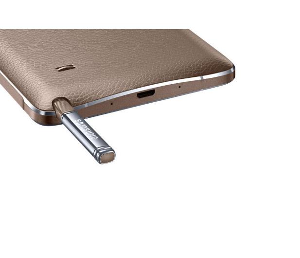 Samsung Galaxy Note 4 N910C złoty - 209610 - zdjęcie 3