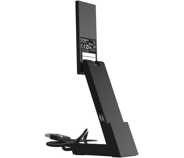 Netgear A6210-100PES (802.11a/b/g/n/ac 1200MB/s) USB 3.0 - 220024 - zdjęcie 2