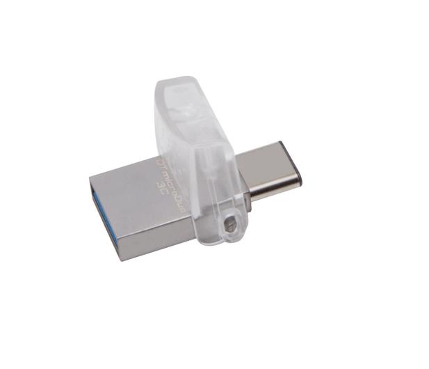 Kingston 128GB DataTraveler MicroDuo 3C USB 3.1 Gen1  - 331082 - zdjęcie 2