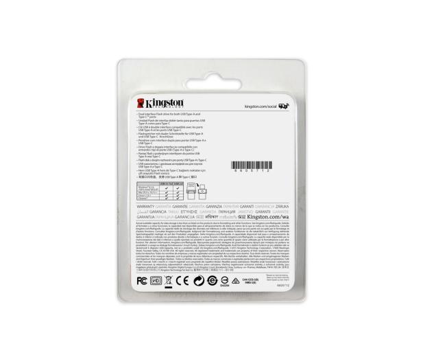 Kingston 32GB Data Traveler MicroDuo 3C USB 3.1 Gen1 - 247987 - zdjęcie 9