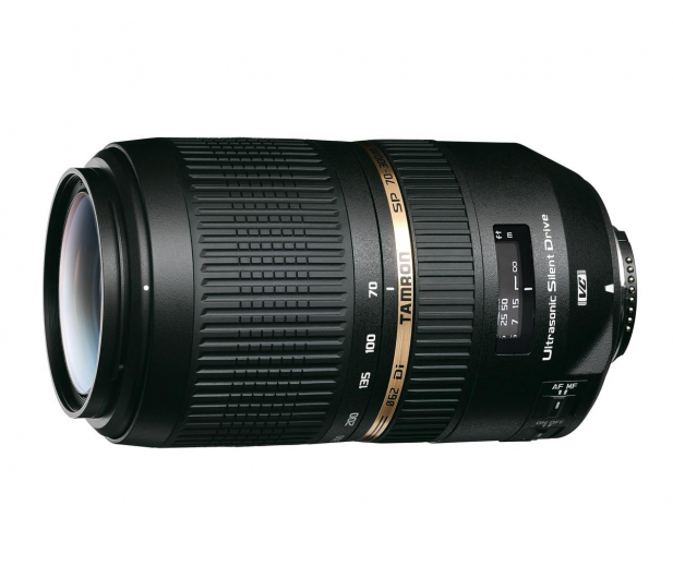 Tamron SP AF 70-300mm F4-5.6 Di VC USD Canon  - 259393 - zdjęcie