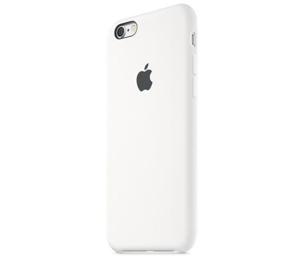 Apple Silicone Case do iPhone 6s biały - 259188 - zdjęcie 3