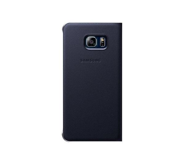2857b496e0a863 Samsung Flip Wallet Galaxy S6 Edge Plus czarny - Etui i obudowy na ...