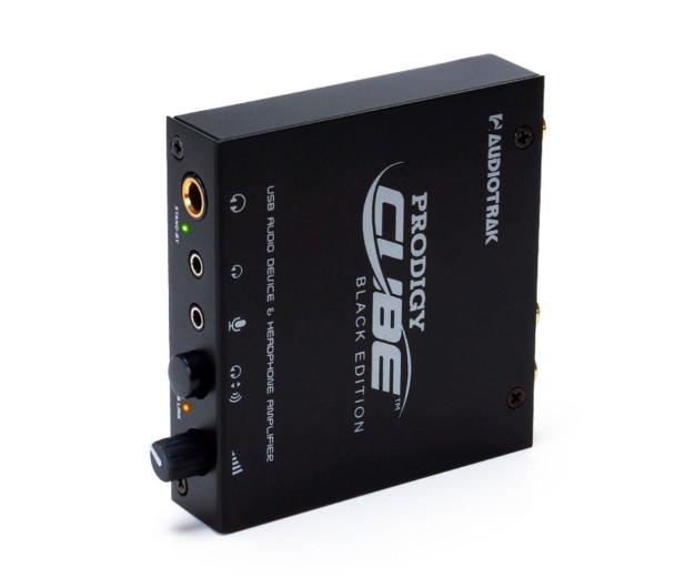 Audiotrak Prodigy Cube Black Edition USB - 259723 - zdjęcie 2