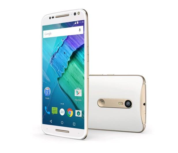 Motorola Moto X Style 3/32GB biały - 260242 - zdjęcie