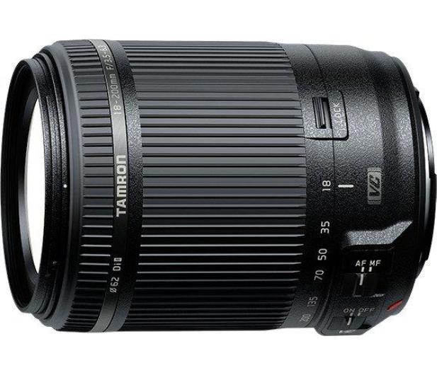 Tamron 18-200mm F3.5-6.3 Di II VC Canon  - 255362 - zdjęcie 2