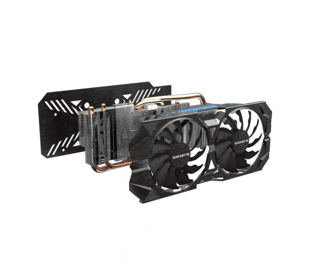 Gigabyte Radeon R9 390 8192MB 512bit Gaming G1 - 247384 - zdjęcie 7