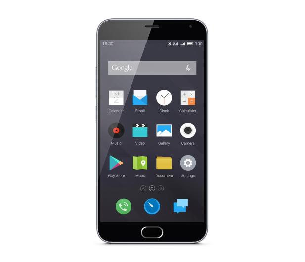 Meizu M2 Note 16GB Dual SIM LTE szary - 261584 - zdjęcie 2