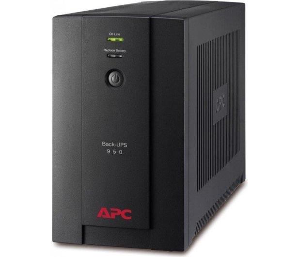 APC Back-UPS (1400VA/700W, 4xFR, AVR) - 260377 - zdjęcie