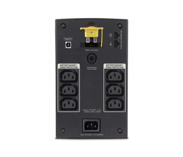 APC APC Back-UPS 950VA 230V AVR IEC - 260376 - zdjęcie 2