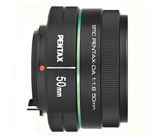 Pentax DA 50mm F1.8 - 255841 - zdjęcie 2