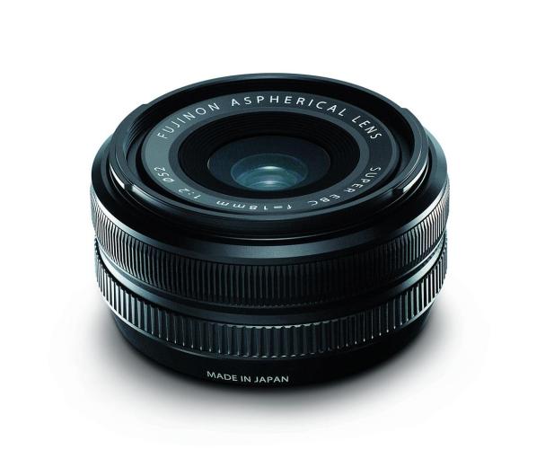 Fujifilm Fujinon XF 18mm f/2.0 - 241638 - zdjęcie