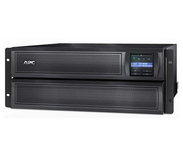 APC Smart-UPS X (2200VA/1980W, 10xIEC, AVR, LCD) - 260385 - zdjęcie