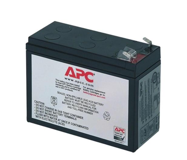 APC Zamienna kaseta akumulatora RBC4 - 260408 - zdjęcie