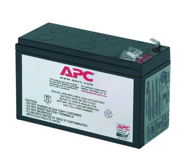 APC Zamienna kaseta akumulatora RBC2 - 260403 - zdjęcie