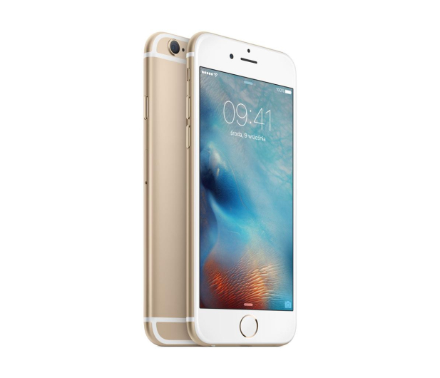 Apple iPhone 6s 32GB Gold - 324903 - zdjęcie 3
